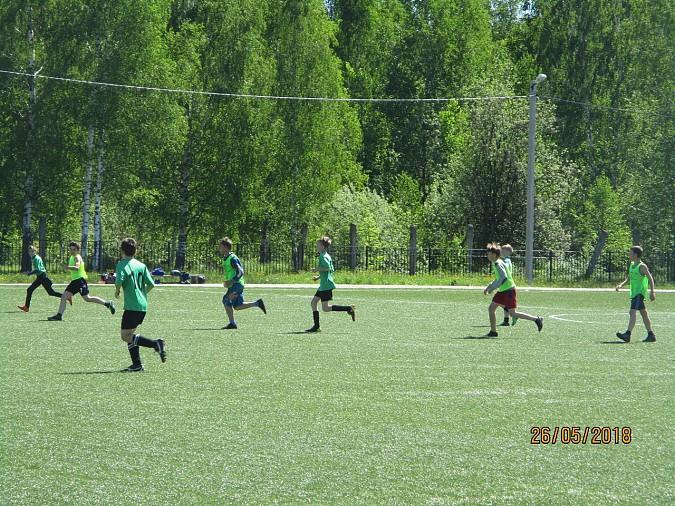 «Наши надежды» выиграли футбольный турнир в Заволжске фото 4