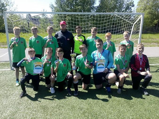 «Наши надежды» выиграли футбольный турнир в Заволжске фото 9