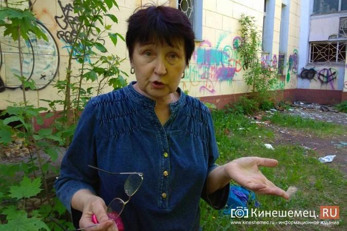Кинешемский бассейн обживают бомжи, алкоголики и подростки фото 14