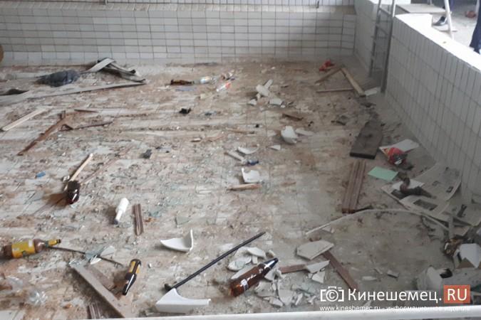 Кинешемский бассейн обживают бомжи, алкоголики и подростки фото 19