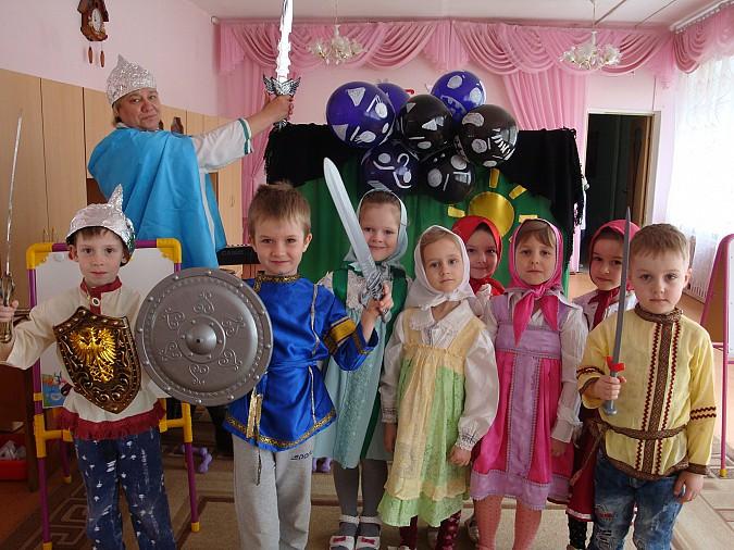Детсадовцы Кинешмы «вышли на подвиги» фото 2