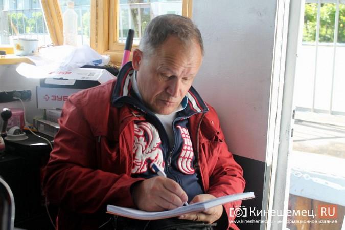 В Кинешме снимают документальный фильм «Великие реки России. Волга» фото 10
