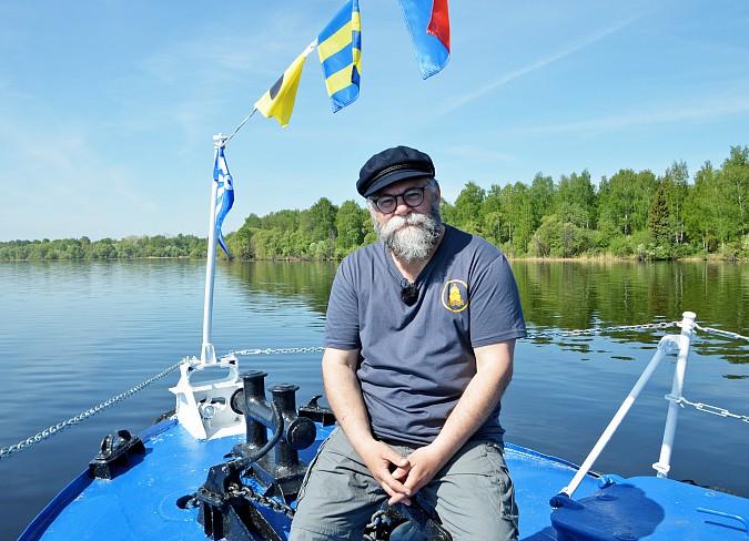 В Кинешме снимают документальный фильм «Великие реки России. Волга» фото 4