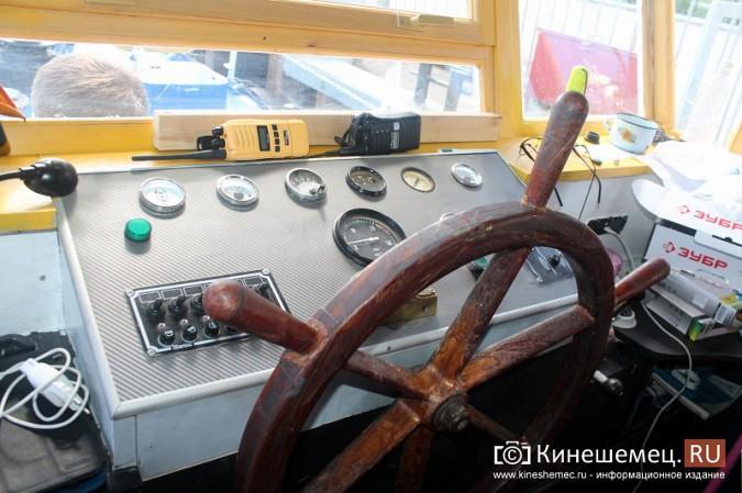 В Кинешме снимают документальный фильм «Великие реки России. Волга» фото 17