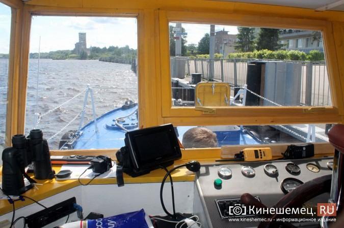 В Кинешме снимают документальный фильм «Великие реки России. Волга» фото 18