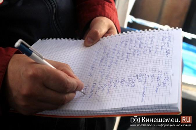 В Кинешме снимают документальный фильм «Великие реки России. Волга» фото 11