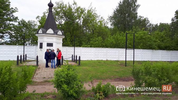 Установка диорамы по гранту Президента России в Кинешме тоже превратилась в долгострой фото 3