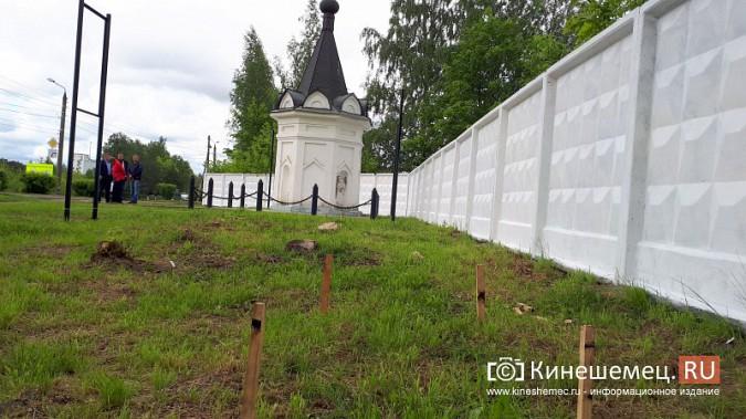 Установка диорамы по гранту Президента России в Кинешме тоже превратилась в долгострой фото 2