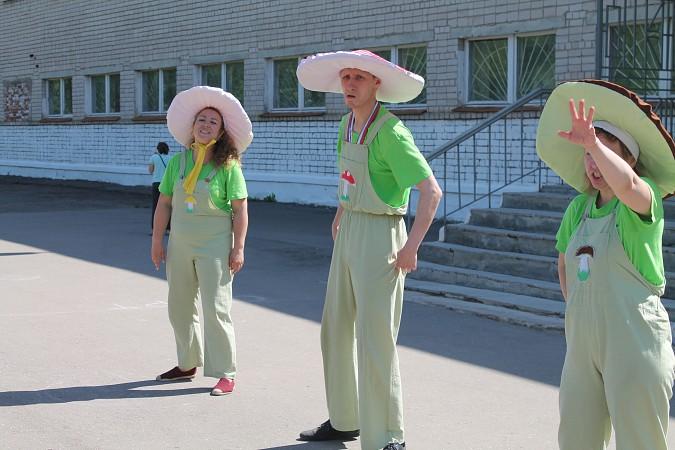 В Кинешме отметили День микрорайона «Автоагрегат» фото 20