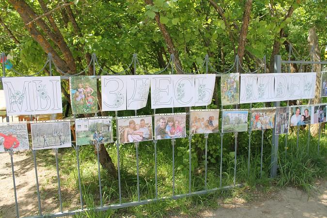 В Кинешме отметили День микрорайона «Автоагрегат» фото 29