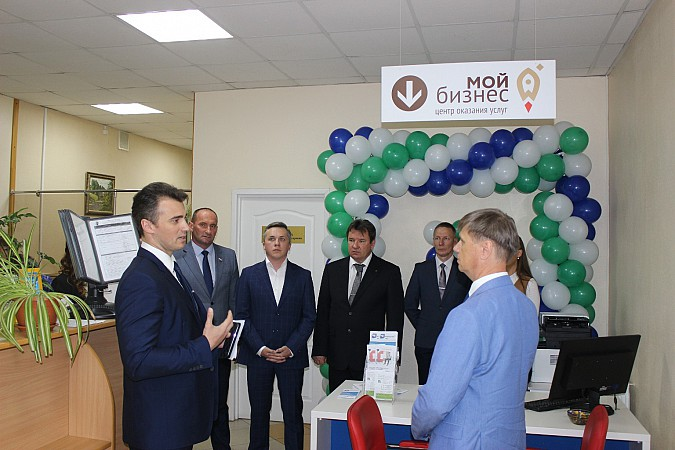 «Опора России» добилась открытия в Кинешме специализированного МФЦ для бизнеса фото 2
