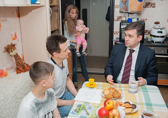 После вопроса ивановца Владимиру Путину многодетным семьям снизят ставку по ипотечным кредитам фото 4