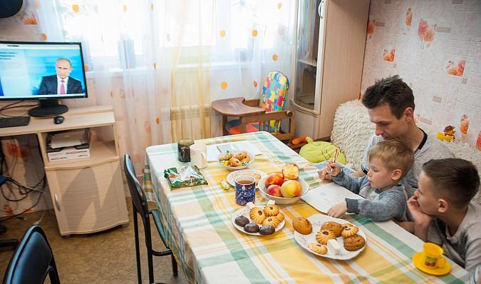 После вопроса ивановца Владимиру Путину многодетным семьям снизят ставку по ипотечным кредитам фото 5