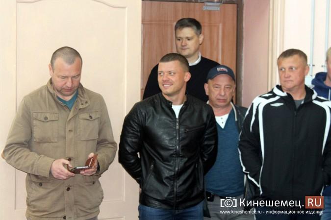 В Кинешме открылся спортивный зал на Наволокской фото 17