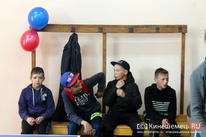 В Кинешме открылся спортивный зал на Наволокской фото 6