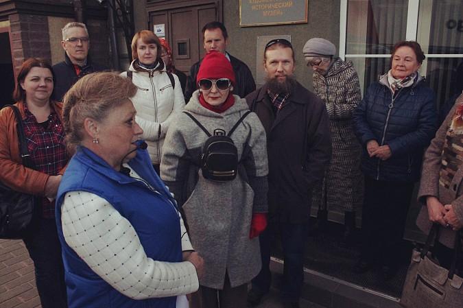 Прогулки по подворотням Кинешмы начались! фото 2
