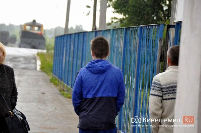 «Ласточка» не доехала до Кинешмы даже в тестовом режиме фото 5