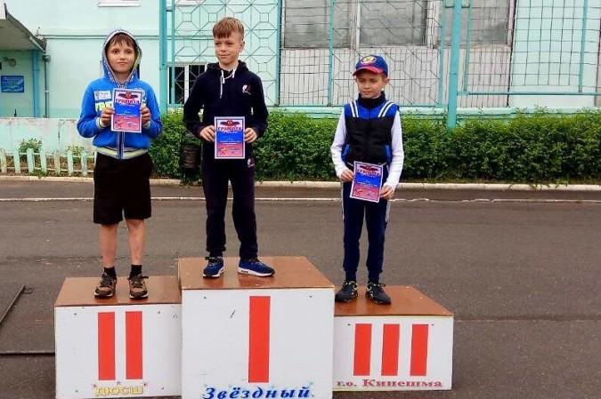 В Кинешме в День России состязались лыжероллеры фото 5
