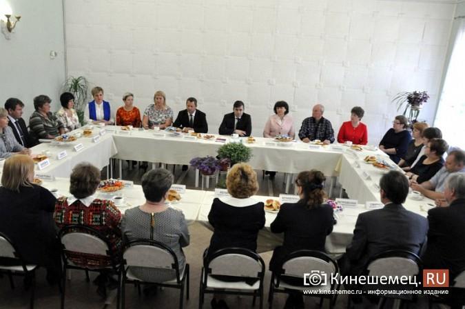 Сотрудников кинешемской «скорой» не пустили на встречу со Станиславом Воскресенским фото 5