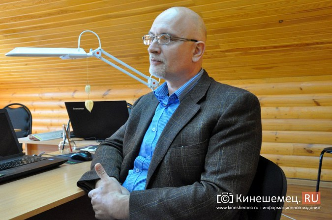 Дмитрий Саломатин: «Хватит делать из Кинешмы пустую погремушку» фото 3