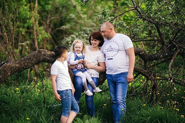 Итоги фото-конкурса «Кинешма, моя семья и я» фото 18
