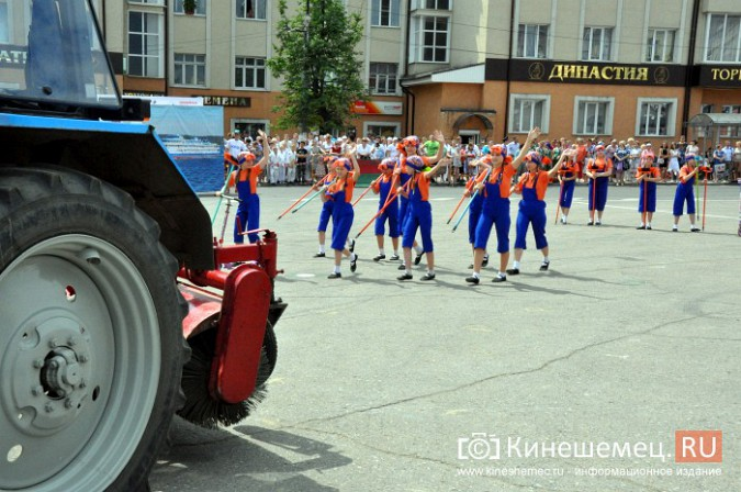 Кинешма отметила День города фото 12