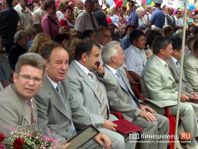 Андрей Назаров впервые за 12 лет побывал на Дне Кинешмы фото 4