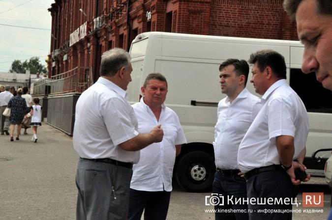 Андрей Назаров впервые за 12 лет побывал на Дне Кинешмы фото 8