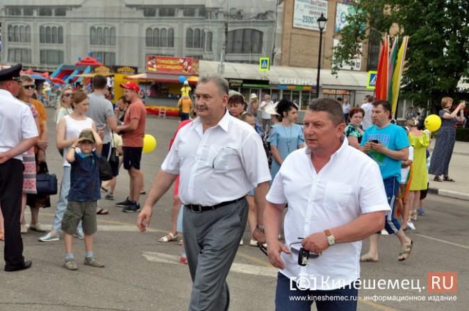 Андрей Назаров впервые за 12 лет побывал на Дне Кинешмы фото 11