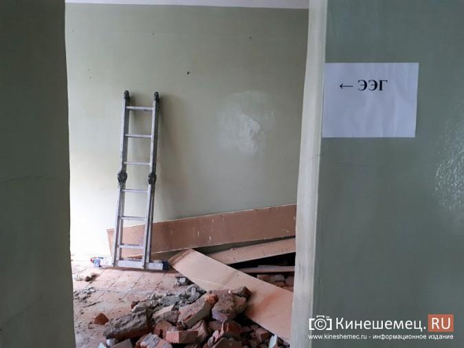 Поликлинику имени Захаровой ремонтируют почти в круглосуточном режиме фото 15
