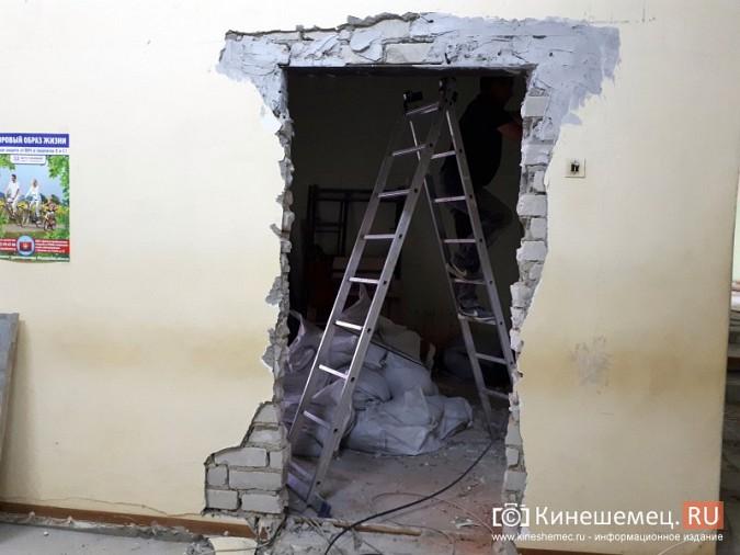 Поликлинику имени Захаровой ремонтируют почти в круглосуточном режиме фото 13