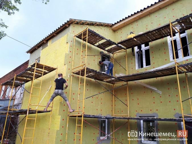 Поликлинику имени Захаровой ремонтируют почти в круглосуточном режиме фото 4