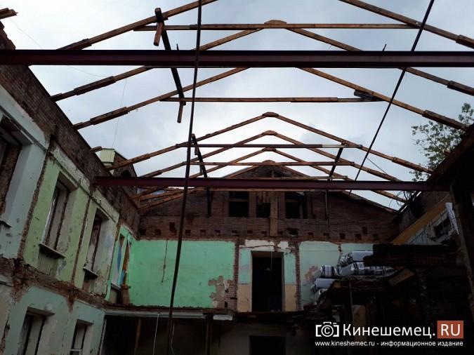 Поликлинику имени Захаровой ремонтируют почти в круглосуточном режиме фото 9
