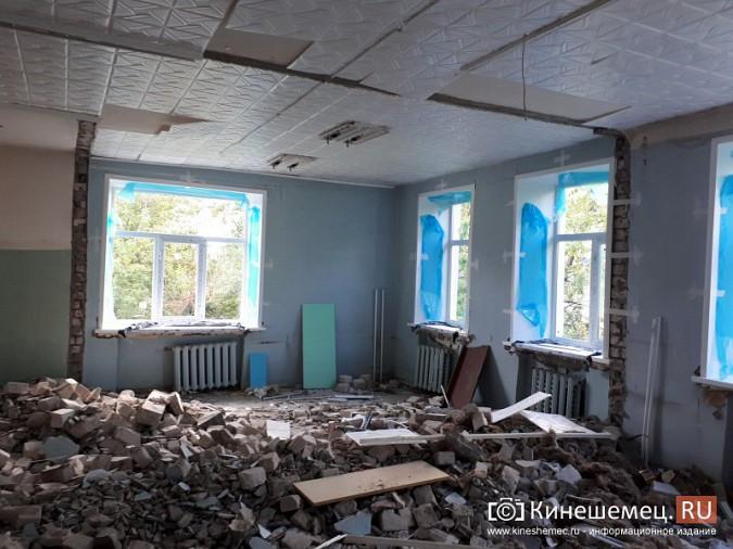 Поликлинику имени Захаровой ремонтируют почти в круглосуточном режиме фото 14