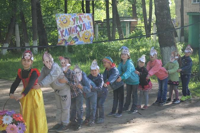 Веселые каникулы перевоплотили кинешемских ребят в гномов фото 2