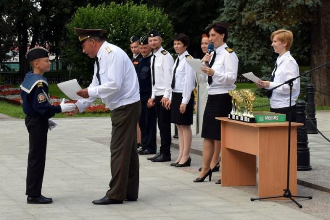 Кинешемцы стали четвертыми на международном слете юных моряков фото 16