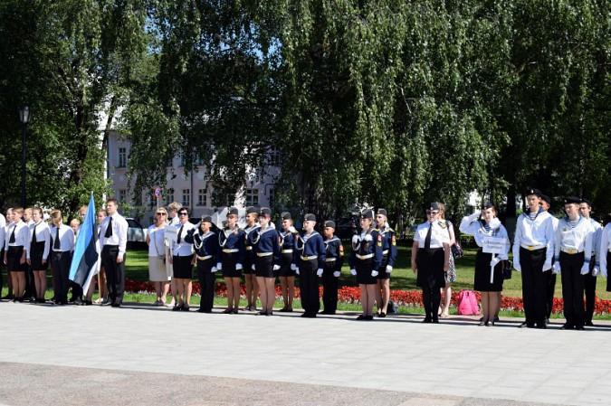 Кинешемцы стали четвертыми на международном слете юных моряков фото 2