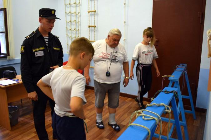 Кинешемцы стали четвертыми на международном слете юных моряков фото 9
