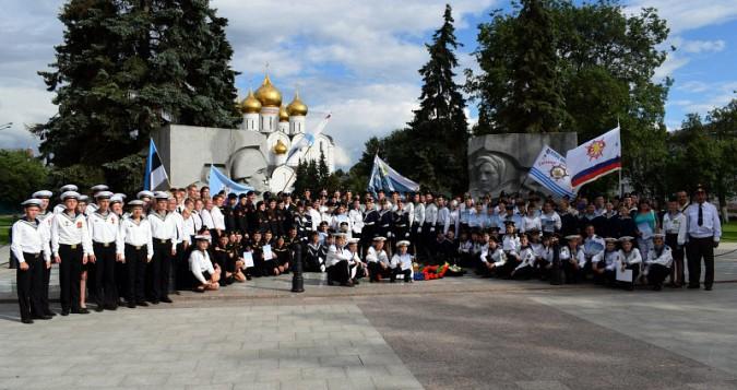 Кинешемцы стали четвертыми на международном слете юных моряков фото 21