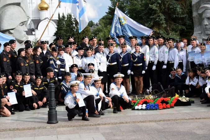 Кинешемцы стали четвертыми на международном слете юных моряков фото 17