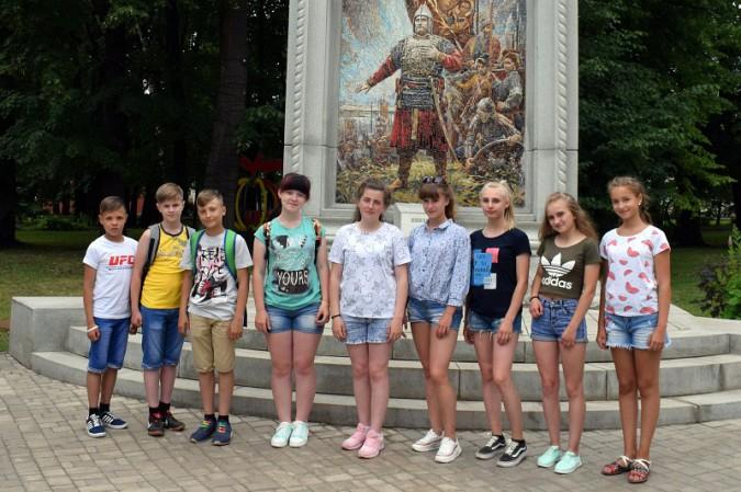 Кинешемцы стали четвертыми на международном слете юных моряков фото 4