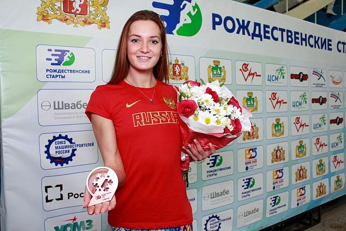В Кинешемском парке тренируется чемпионка России по спринтерскому бегу Анна Кукушкина фото 7