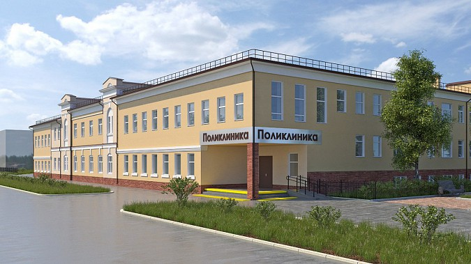 В ЦРБ Кинешмы показали эскизы поликлиники имени Захаровой после капремонта фото 4