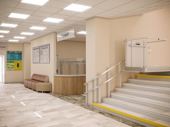 В ЦРБ Кинешмы показали эскизы поликлиники имени Захаровой после капремонта фото 3