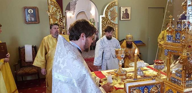 Владимир Громов поздравил Илариона с Днем епископской хиротонии фото 6
