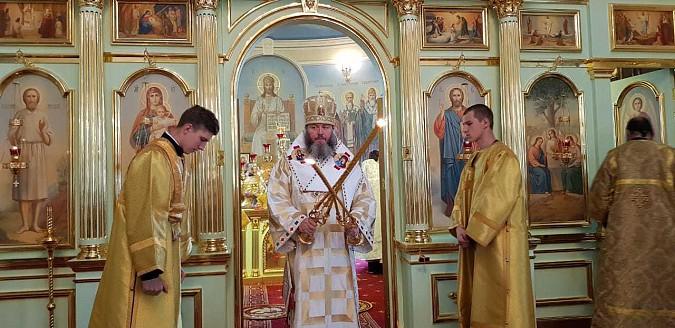 Владимир Громов поздравил Илариона с Днем епископской хиротонии фото 4