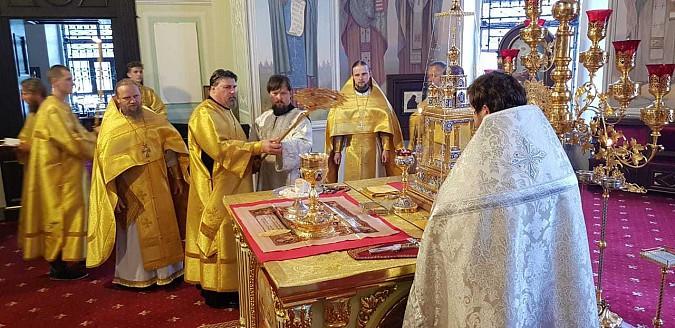 Владимир Громов поздравил Илариона с Днем епископской хиротонии фото 2