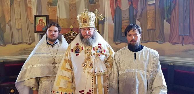 Владимир Громов поздравил Илариона с Днем епископской хиротонии фото 3