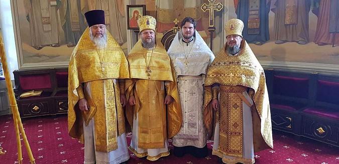 Владимир Громов поздравил Илариона с Днем епископской хиротонии фото 5