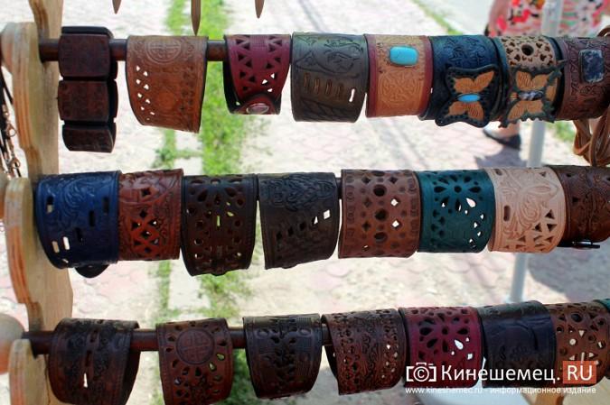 Уроженец Кинешмы создает шедевры из кожи фото 5